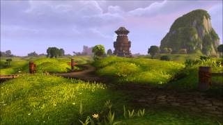 Valley Of The Four Winds Music Part 1 - Mists Of Pandaria