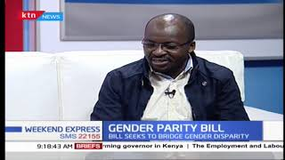 Gender Parity Bill: Why did it flop again? (Part 2) | WEEKEND EXPRESS