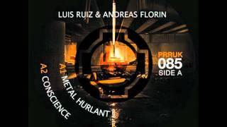Luis Ruiz & Andreas Florin - Metal Hurlant [Planet Rhythm 085]