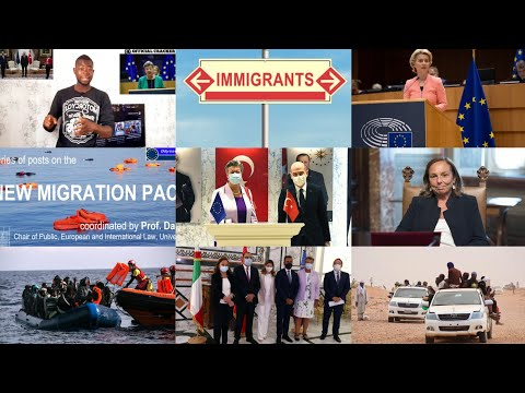 How the Eu New Dublin Law is going to affect all immigrants in Europe + Luciana Lamorgese/Tunisia de