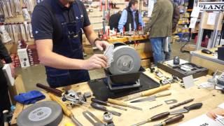 Використовуючи Tormek Т8: як отримати швидкий