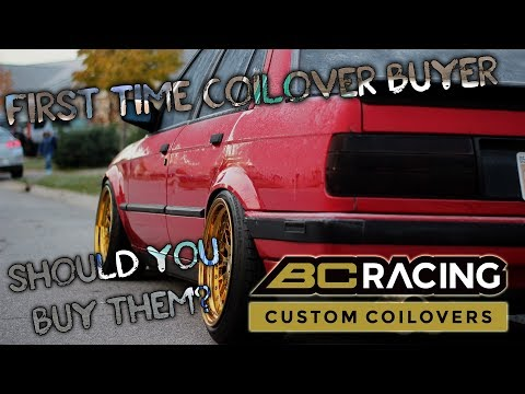 BC Racing BR Coilover 1.5 yr Review (BMW E30)