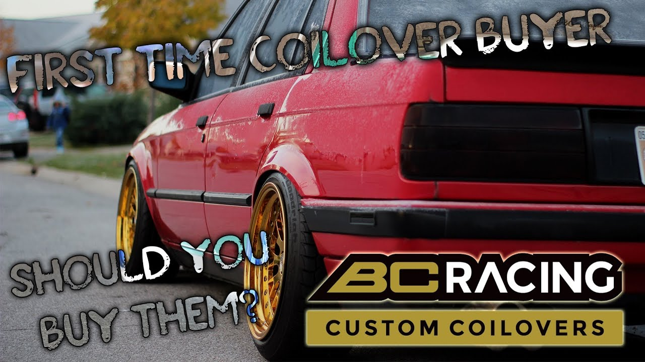 Opinions on ST X vs BC BR Coilovers - BMW 3-Series (E90 E92