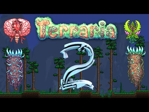 Terraria   episode 2   no animals named steve!!