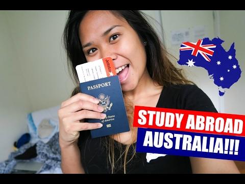 Flying To Australia + Moving In  || AUSTRALIA VLOG #1