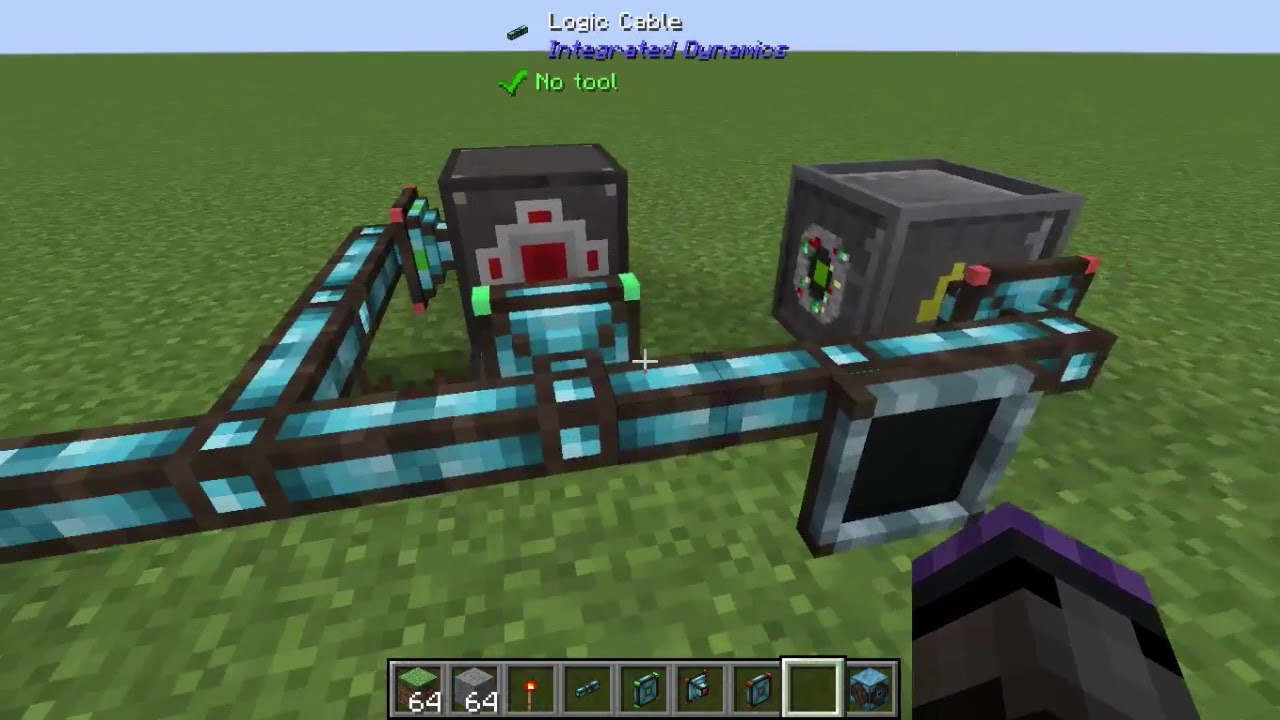 minecraft integrated dynamics