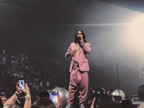 Thirty Seconds to Mars FULL SHOW Monolith Tour 2018 Basel