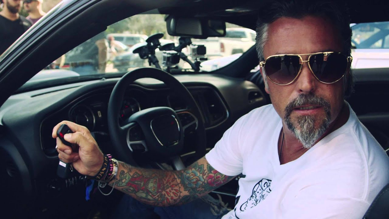 richard rawlings wife