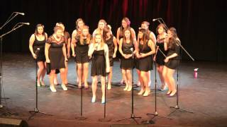 My Songs / Radioactive - MSU Ladies First (Fall Out Boy / Imagine Dragons a cappella)