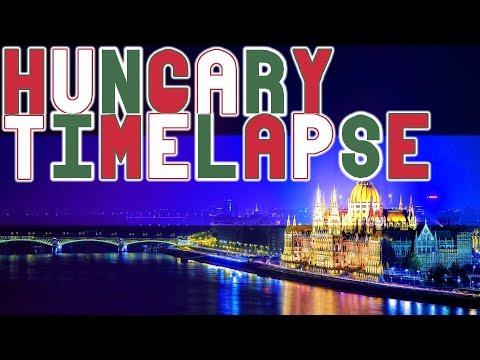 HUNGARY TIMELAPSE/maďarsko speedart