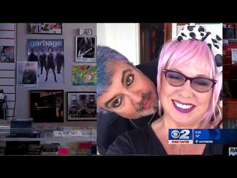 Inside the Story: Record store full of music, memories for former rocker and his wife
