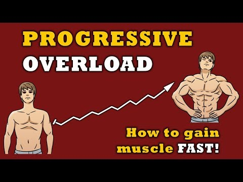Progressive Overload: How to Gain Muscle FAST!