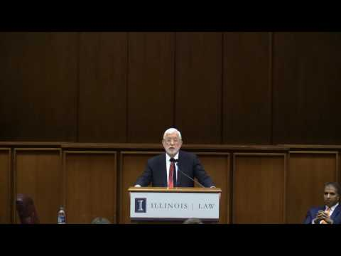 "Jed S. Rakoff - ""How Americans are Being Deprived of Meaningful Access to their Own Courts"""