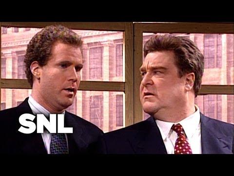 Gary MacDonald at Work - Saturday Night Live