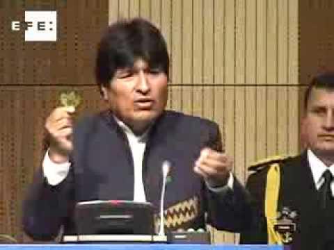 Evo Morales - Президент Боливии