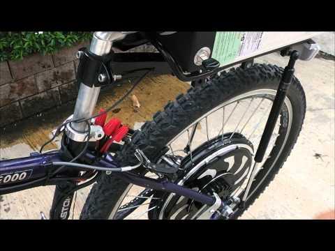 ชุดคิทจักรยานไฟฟ้า Magic Pie 3