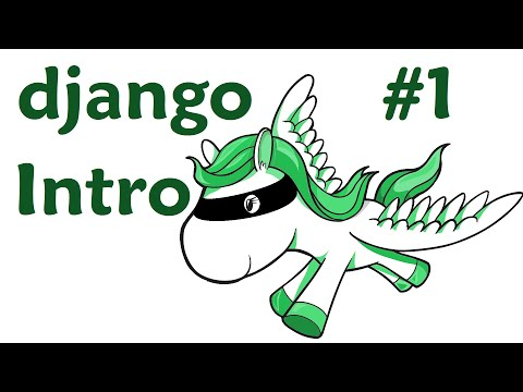 Introduction - Django Web Development with Python 1