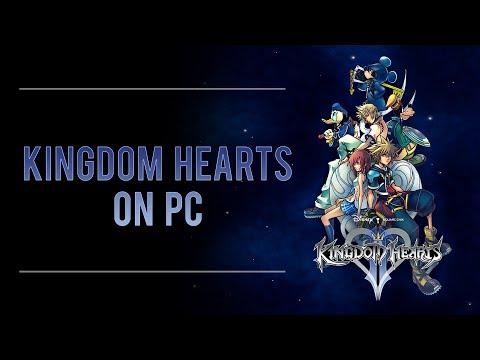 How To Play Kingdom Hearts On PC (2019) - PCSX2 1.4.0