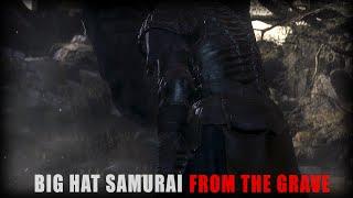 Dark Souls 3 ▼ Big Hat Samurai | From The Grave (Chaos Blade / Dex Build PvP)