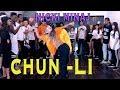 Nicki Minaj - Chun Li (COREOGRAFIA) Cleiton Oliveira