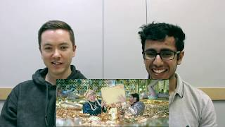 Total Dhamaal Trailer REACTION by American & Indian | Ajay | Anil | Madhuri