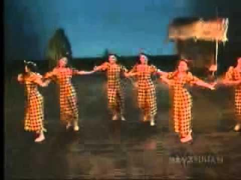 Bayanihan Philippine Dance Company   Itik Itik   YouTube