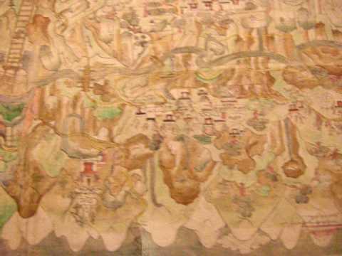 Tibetan Scroll
