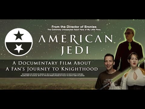 American Jedi: Interview Director Laurent Malaquais 8:30 PM PST Zennie62 On YouTube