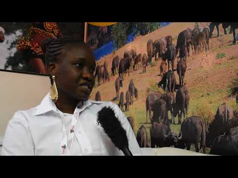 #MKTE Diaries: Zimbabwe Tourism  @ Magical Kenya Travel Expo