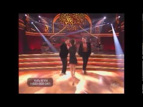 Long Version w Scores JIVE KELLY MONACO VAL WEEK 8 11-12-12 LOUIS VAN AMSTEL Behind Scenes GH Sam