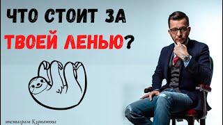 Лень Что за ней скрывается Андрей Курпатов KT ON LINE