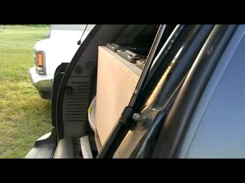 How To Install Replace Rear Lift Gate Handle 2002 09 Gm