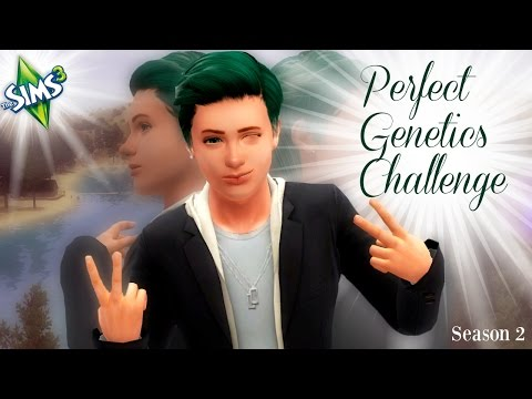 The Sims 3 - Perfect Genetics Challenge - [S2] P3 - BIG Family!