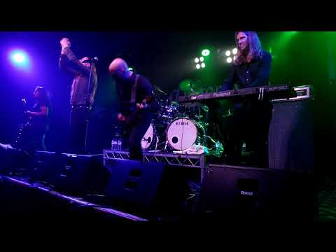 Dragonland - The Black Mare live Sydney Bald Faced Stag 6 Sep 2018 mp3