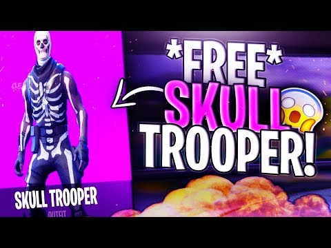 SKULL TROOPER *FREE?* Fortnite Birthday LLAMA OPENING! (MUST SEE) - Fortnite Save The World