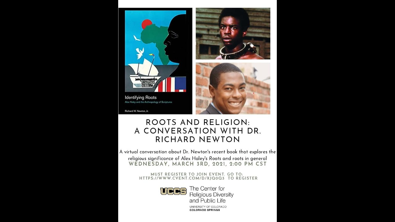Download Roots and Religion: A Conversation with Dr. Richard Newton