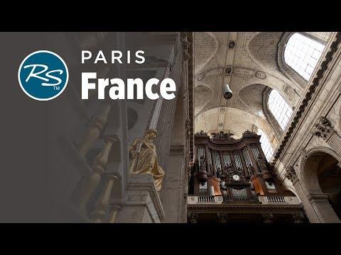 Paris, France: Saint-Sulpice Church - Rick Steves' Europe Travel Guide - Travel Bite