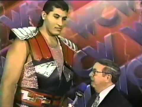 El Gigante Interview - 11/8/90