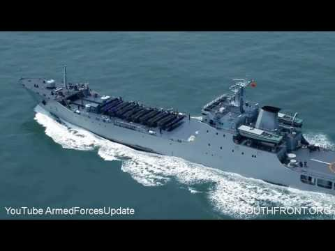 Glaubst du, daß Angela Merkel diese Waffe sehen sollte! Chinesische Marine GROSSES PROBLEM für US Mi