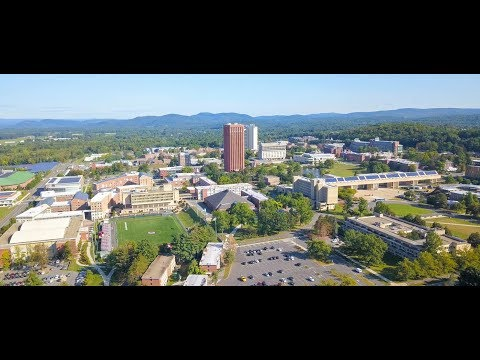UMass Amherst - Drone Video Tour | 4k