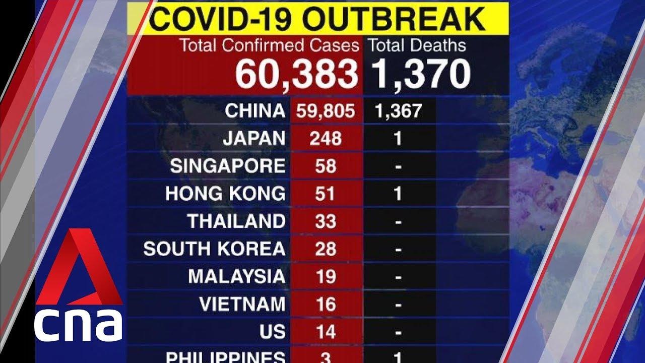 Global update on COVID-19, Feb 13 - YouTube