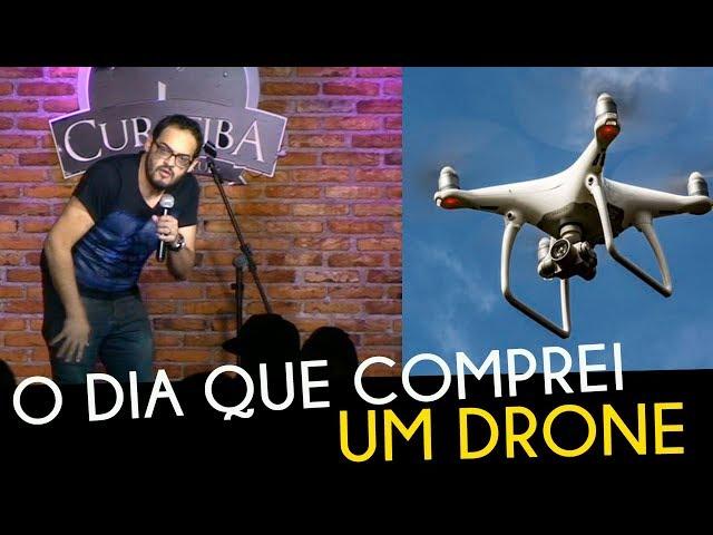 MATHEUS CEARÁ - O DIA QUE EU COMPREI UM DRONE STAND UP