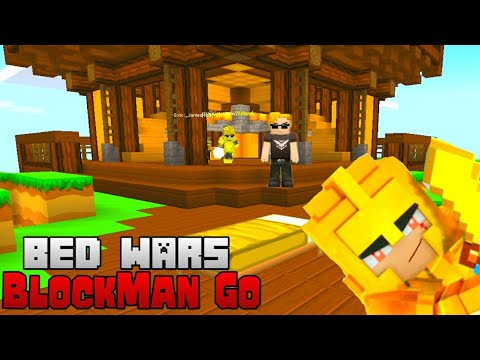 My First Victory In Bed Wars Like A Hacker Blockman Go Bed Wars Funny Gameplay In Hindi Episode 1 Youtube
