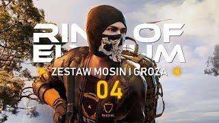 ZESTAW MOSIN I GROZA - Ring of Elysium (PL) #4 (Gameplay PL)