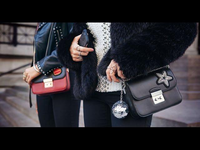 Vier Es Mädchen. Vier Taschen. Eine Nacht. | Michael Kors Der Spaziergang