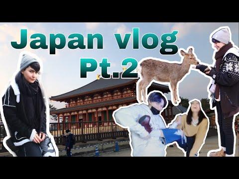 Japan vlog Jan.2020