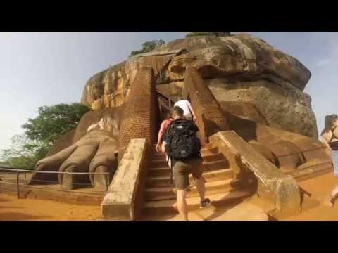 Sri Lanka Tour 2016 in 7 minutes - GoPro Hero3+