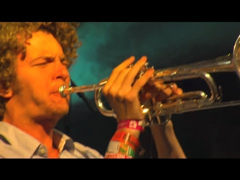 Jungle by Night live @ Sziget 2012 [Full Concert]