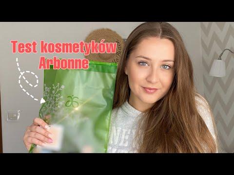 Test produktów Arbonne