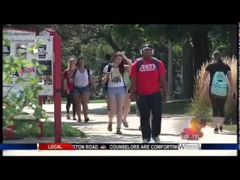 WYZZ 09 01 2015 - Treasurer Frerichs Stands with ISU Students and Staff